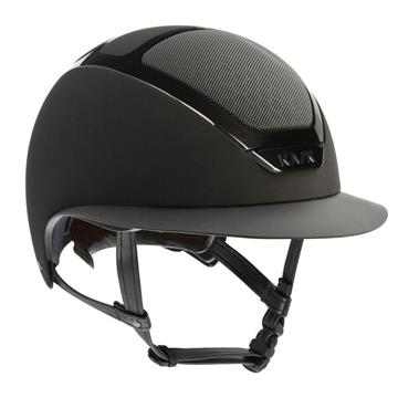 Kask Star Lady- sort/crome